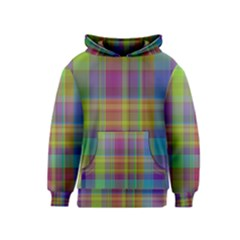 Plaid, Cool Kid s Pullover Hoodies