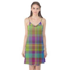 Plaid, Cool Camis Nightgown
