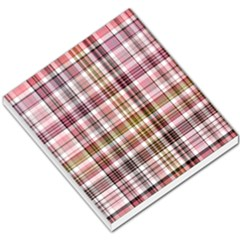 Plaid, Candy Small Memo Pads