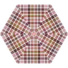 Plaid, Candy Mini Folding Umbrellas