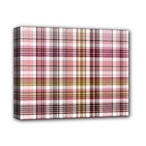 Plaid, Candy Deluxe Canvas 14  X 11
