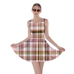 Plaid, Candy Skater Dresses