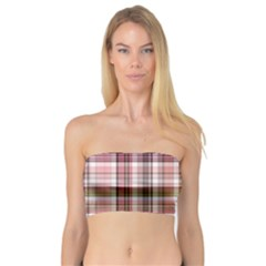 Plaid, Candy Women s Bandeau Tops