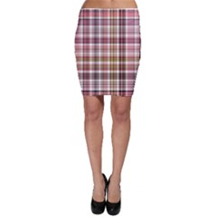 Plaid, Candy Bodycon Skirts