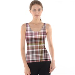 Plaid, Candy Tank Tops