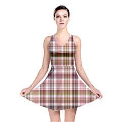 Plaid, Candy Reversible Skater Dresses