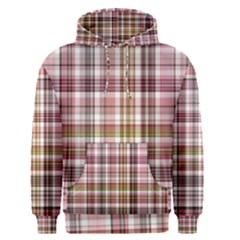 Plaid, Candy Men s Pullover Hoodies