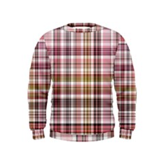 Plaid, Candy Boys  Sweatshirts