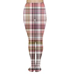 Plaid, Candy Women s Tights