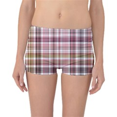 Plaid, Candy Boyleg Bikini Bottoms