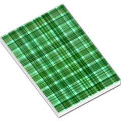 Plaid Forest Large Memo Pads