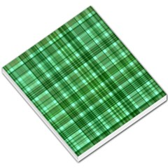 Plaid Forest Small Memo Pads