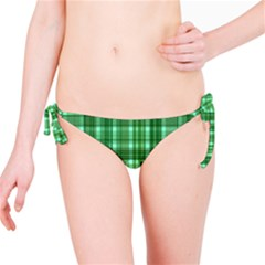 Plaid Forest Bikini Bottoms