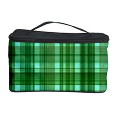 Plaid Forest Cosmetic Storage Cases
