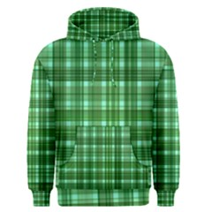 Plaid Forest Men s Pullover Hoodies