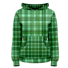 Plaid Forest Women s Pullover Hoodies
