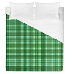 Plaid Forest Duvet Cover Single Side (full/queen Size)