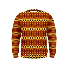 Cute Seamless Tile Pattern Gifts Boys  Sweatshirts