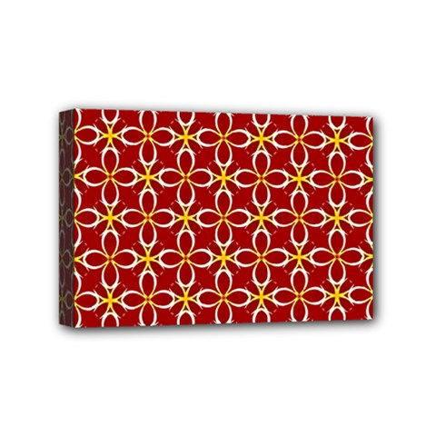 Cute Seamless Tile Pattern Gifts Mini Canvas 6  X 4