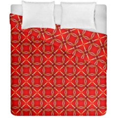 Cute Seamless Tile Pattern Gifts Duvet Cover (double Size)