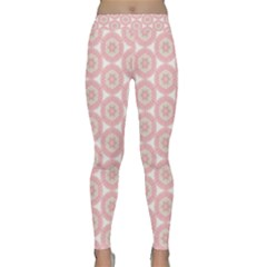 Cute Seamless Tile Pattern Gifts Yoga Leggings