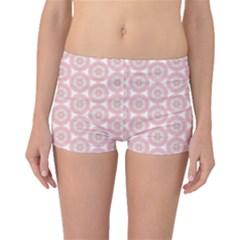 Cute Seamless Tile Pattern Gifts Boyleg Bikini Bottoms