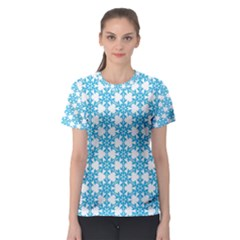 Cute Seamless Tile Pattern Gifts Women s Sport Mesh Tees