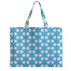 Cute Seamless Tile Pattern Gifts Zipper Tiny Tote Bags
