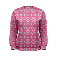 Cute Seamless Tile Pattern Gifts Women s Sweatshirts
