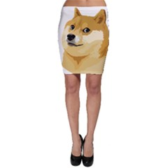 Dogecoin Bodycon Skirts