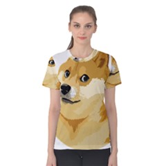 Dogecoin Women s Cotton Tees
