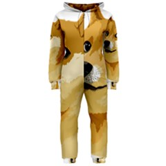 Dogecoin Hooded Jumpsuit (ladies)