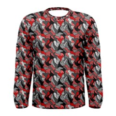 Another Doodle Men s Long Sleeve T-shirts
