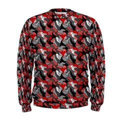 Another Doodle Men s Sweatshirts