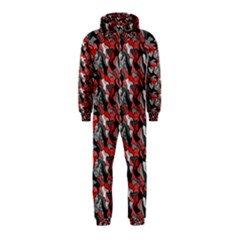 Another Doodle Hooded Jumpsuit (kids)