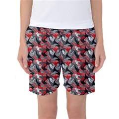 Another Doodle Women s Basketball Shorts
