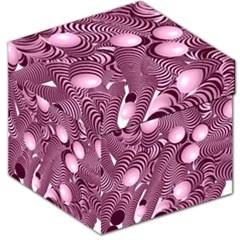 Doodle Fun Pink Storage Stool 12