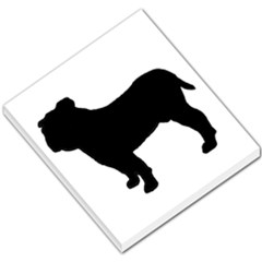 Bulldog Silo Black Small Memo Pads