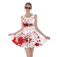 Blood Splatter 1 Skater Dresses