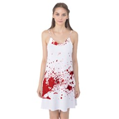 Blood Splatter 1 Camis Nightgown