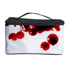 Blood Splatter 2 Cosmetic Storage Cases