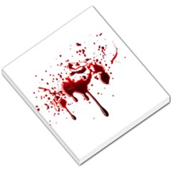 Blood Splatter 3 Small Memo Pads