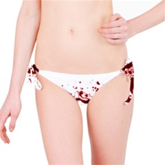 Blood Splatter 3 Bikini Bottoms