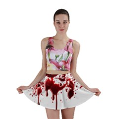 Blood Splatter 3 Mini Skirts
