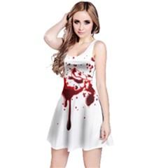 Blood Splatter 3 Reversible Sleeveless Dresses