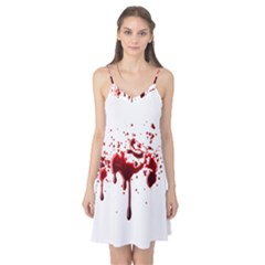 Blood Splatter 3 Camis Nightgown