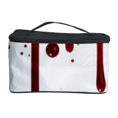 Blood Splatter 4 Cosmetic Storage Cases