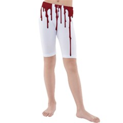Blood Splatter 5 Kid s swimwear