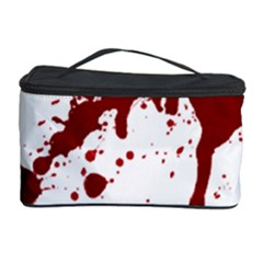 Blood Splatter 6 Cosmetic Storage Cases
