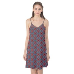 Cute Seamless Tile Pattern Gifts Camis Nightgown